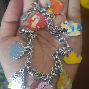 Disney princesses bracelet